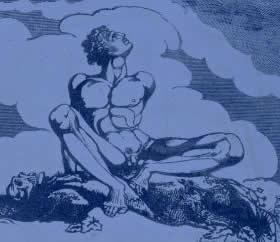 J'attends de devenir (Basé sur Le matin s'en vient, la nuit se désintègre, le veilleur quitte..., 1793 par William Blake)