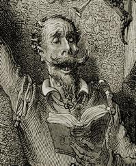 Miguel Cervantès de Gustave Doré