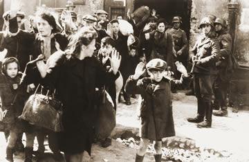 Soulèvement du ghetto de Varsovie (deuxième guerre mondiale)