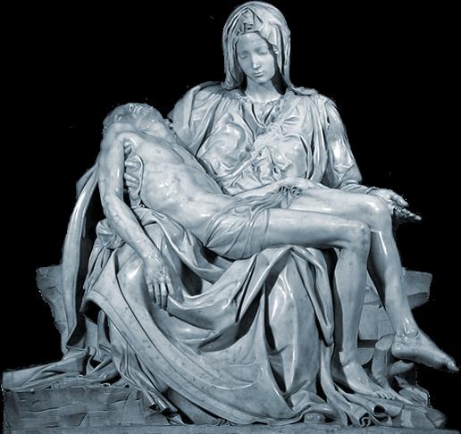 La Pietà de Michel-Ange, 1499