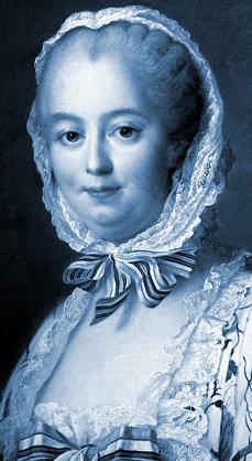 Marquise de Pompadour (1721-1764)
