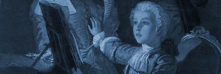 Les Mozart en spectacle