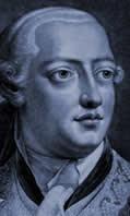 George III (1738-1820) en 1762