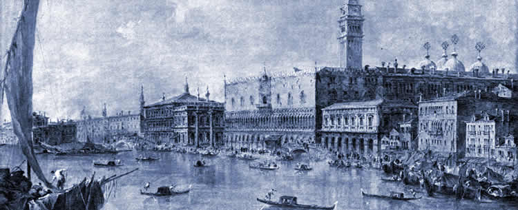 Venise, Francesco Guardi (1712–1793)