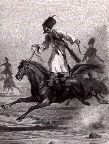 Cosaques du Caucase