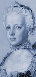 Marie-Antoinette (1755-1793) en 1762