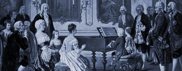 Les prodiges chez Marie-Thérèse