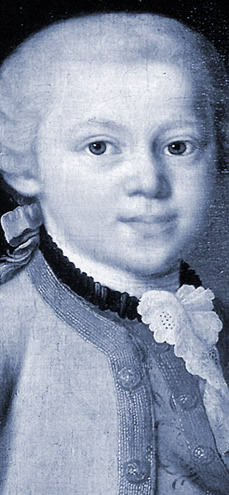 Mozart en 1762