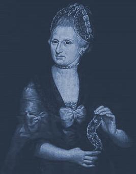 Anna Maria Pertl Mozart (1720-1778)