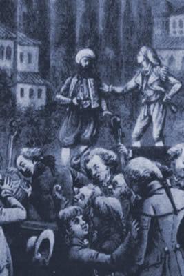 Mozart assiste à une représentation de l'Enlèvement au Sérail à Berlin en 1789