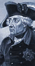 Frédéric II de Prusse (1712-1786)