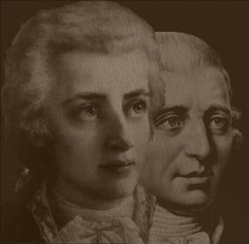 Mozart et Haydn