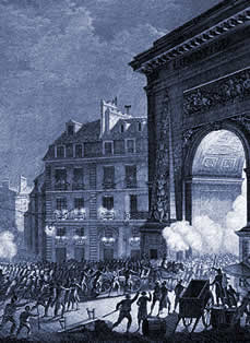 Alerte dans la nuit du 14 au 15 juillet 1789