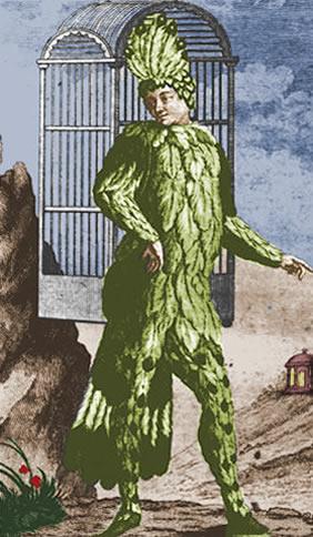 Papageno en 1791