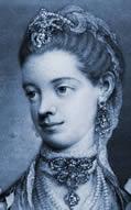 Reine Charlotte, née Sophie Charlotte de Mecklembourg-Strelitz (1744-1818)